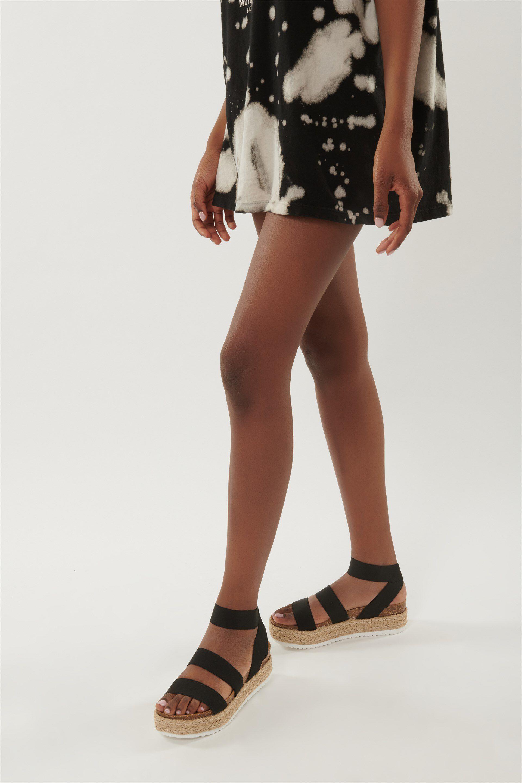 STEVE MADDEN Kimmie Platform Sandals