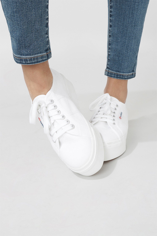 Superga 2790 Platform Sneaker | Garage